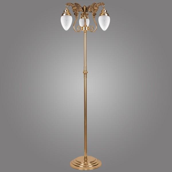 Lampa stojąca Ouro / Orzeł - LSA25/O/R