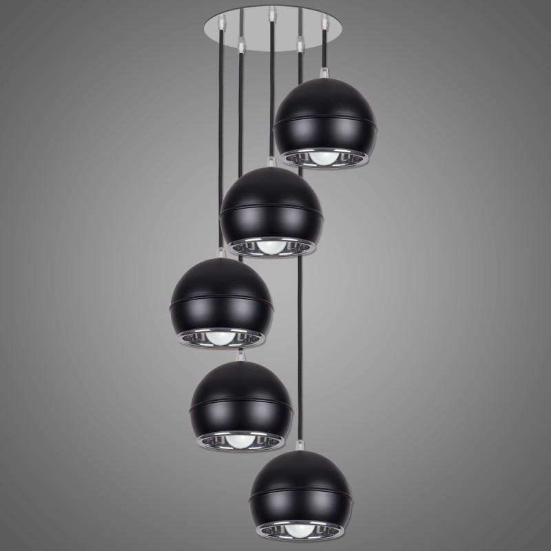 modern h ngelampe napo modern leuchte design deckenlampe 4 farben ebay. Black Bedroom Furniture Sets. Home Design Ideas