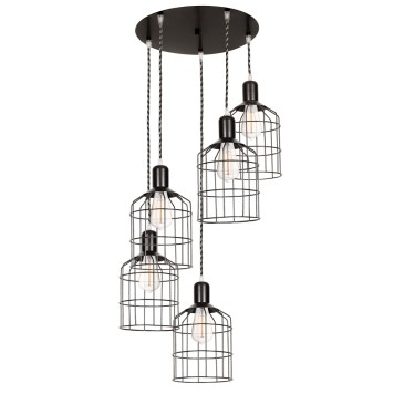 Lampa wisząca Nantiga - model NT/5/W