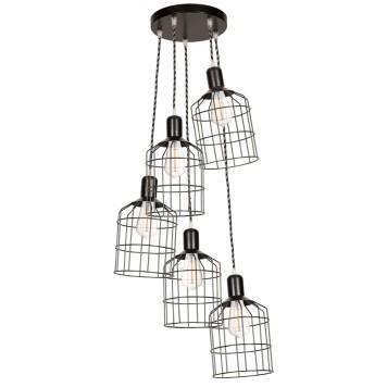 Lampa wisząca Nantiga - model NT/5/G