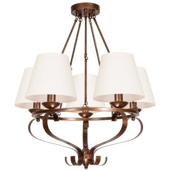 Lampa wisząca APORE - model AP/5/K