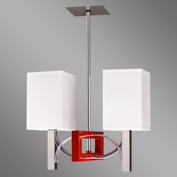 Lampa Riffta Red - RF/2/R