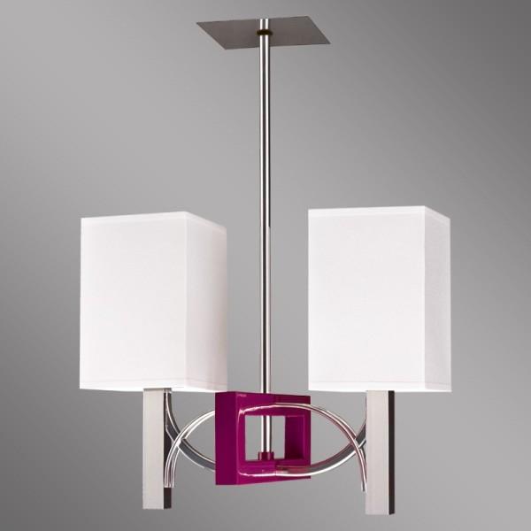 Lampa Riffta Violet - RF/2/V