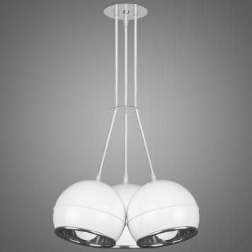 Lampa wisząca NAPO - NP/3/G/W