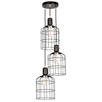 Lampa wisząca Nantiga - model NT/3/W