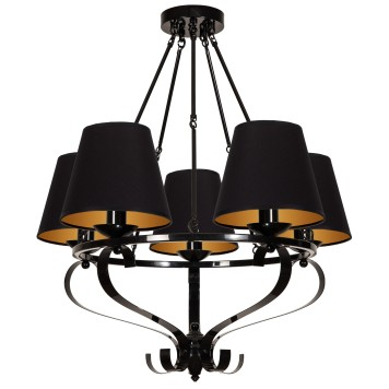 Lampa wisząca APORE - model AP/5/B