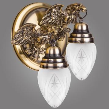 Kinkiet Ouro / Orzeł - OK60/2/P