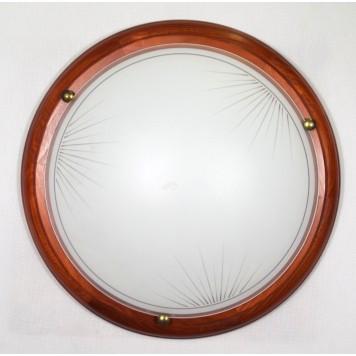Plafon Wood Circle
