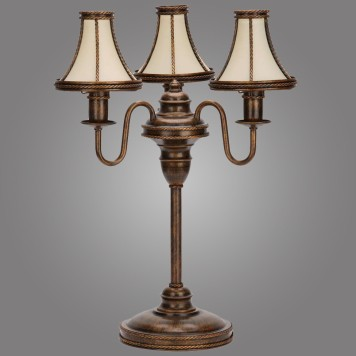 Lampka nocna / stołowa Kwinero - KW/G/3/B