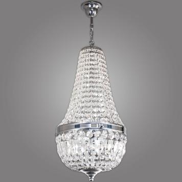 Żyrandol kryształowy CRISTAL - T/D/CR