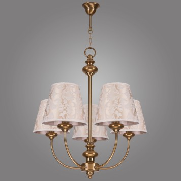 Lampa wisząca LABRADO - model LR/5/DM