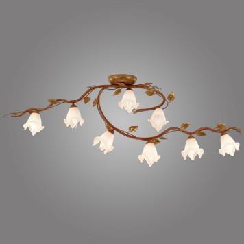 Lampa wisząca Barbado BL/G/8 (wersje kolorystyczne)