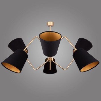 Lampa Nero - E/6/A/G/B