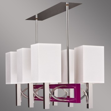 Lampa Riffta Violet - RF/6/V
