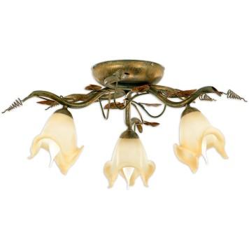 Lampa Barbado BL/3 zielona
