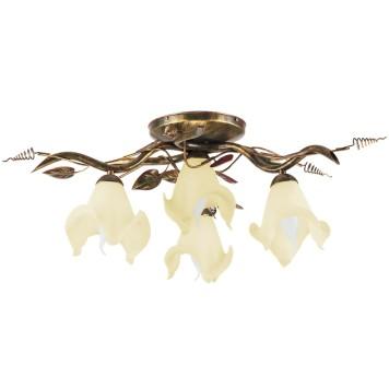 Lampa Barbado BL/4 zielona