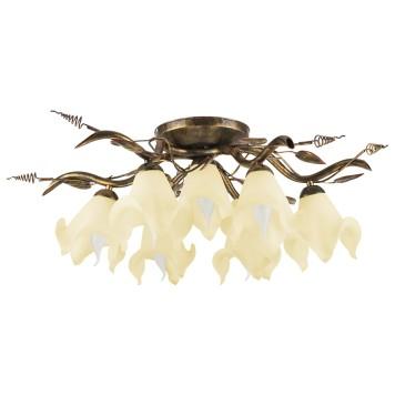 Lampa Barbado BL/O/7 zielona