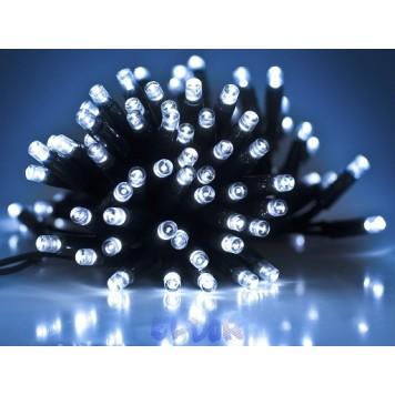 Lampki LED do wewnątrz, zimne białe
