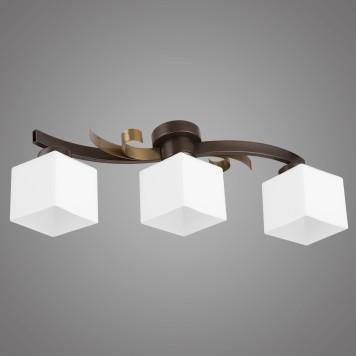 Lampa sufitowa ATRATO AT/3/P/B brązowa