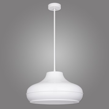 Lampa wisząca BENI - B/WH